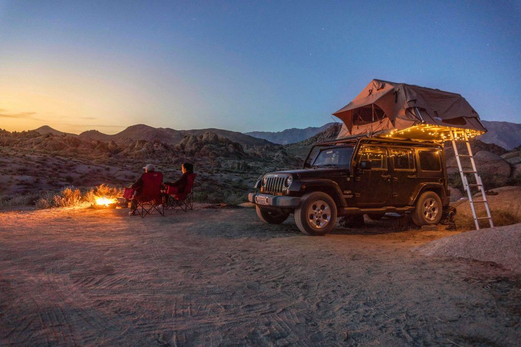 Overlanding (types of camping)