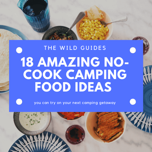 18 Amazing No Cook Camping Food Ideas For Your Next Camping Trip