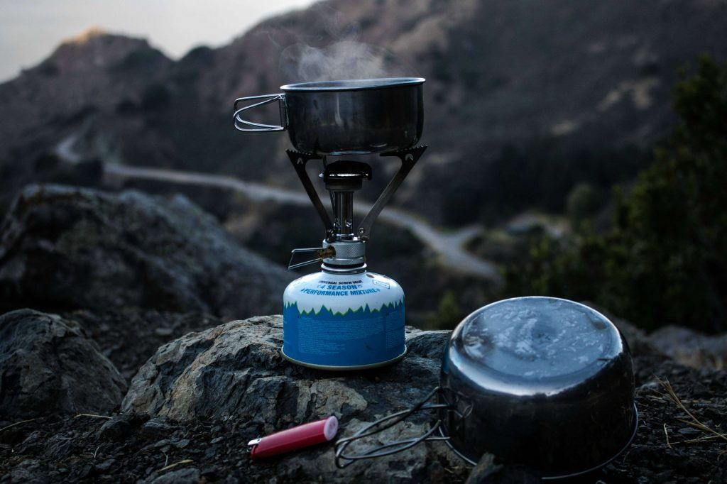 Car camping checklist - car camping cooking gear