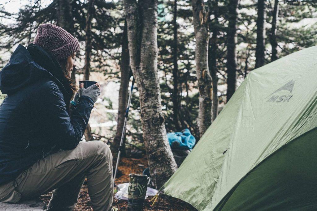 Car camping checklist - car camping toiletries