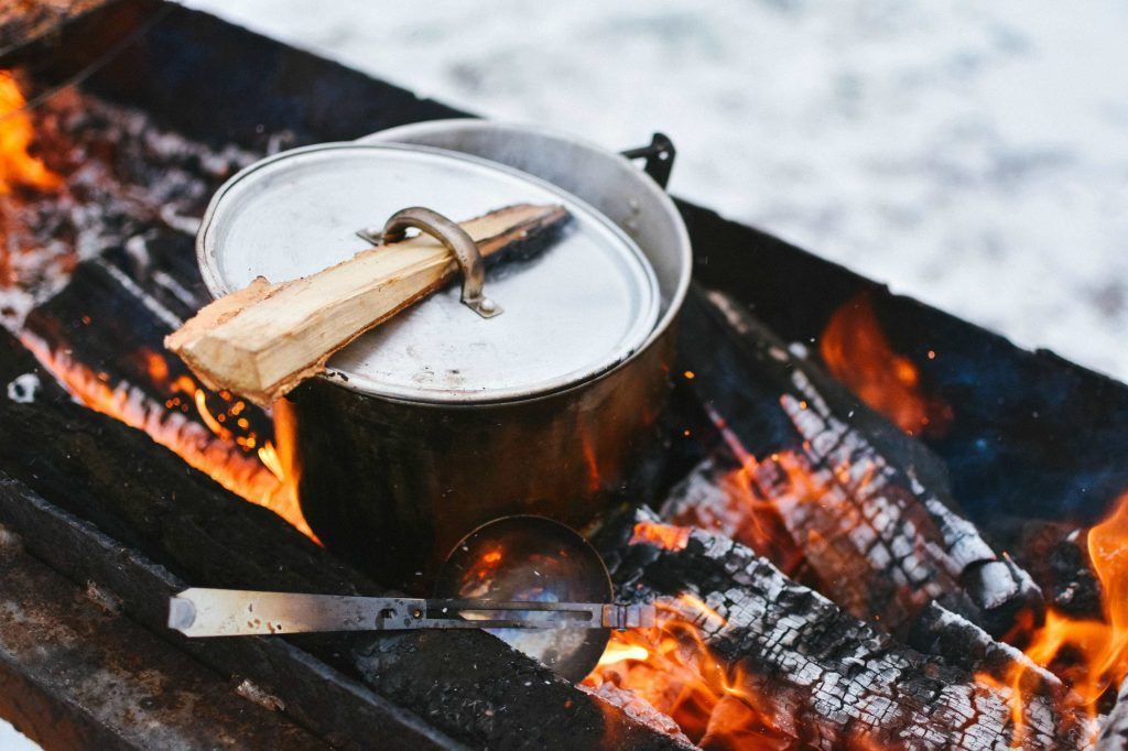 Camping Cooking List, best food ideas to take camping