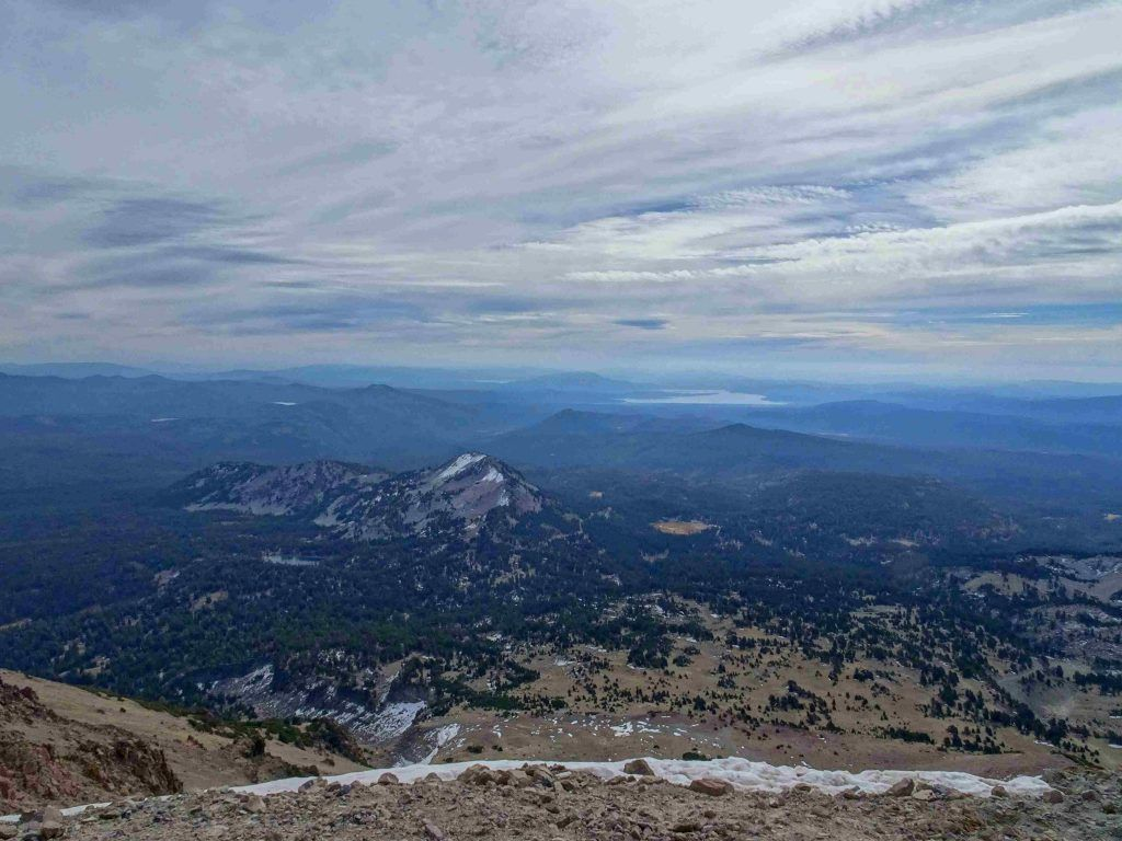 Lassen Volcanic National Park surroundings