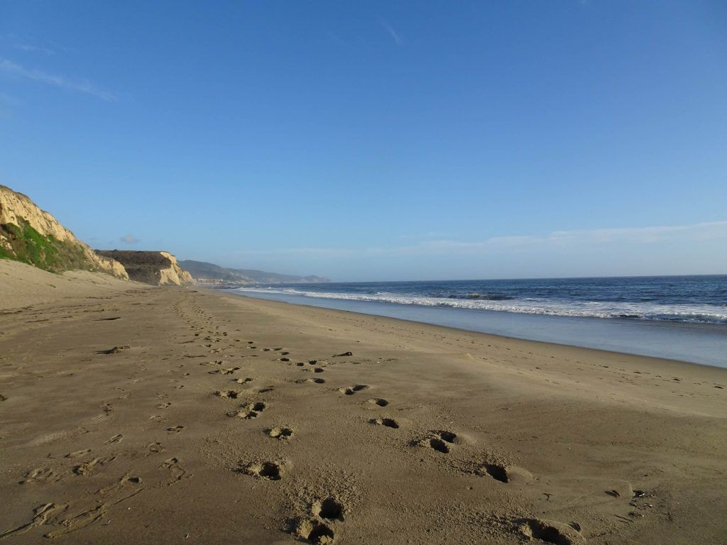 Point Reyes National Seashore-peaceful beaches at Point Reyes
