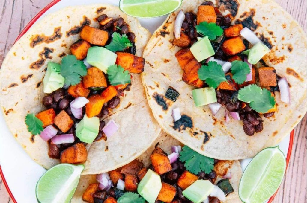 Vegetarian camping food ideas for dinner