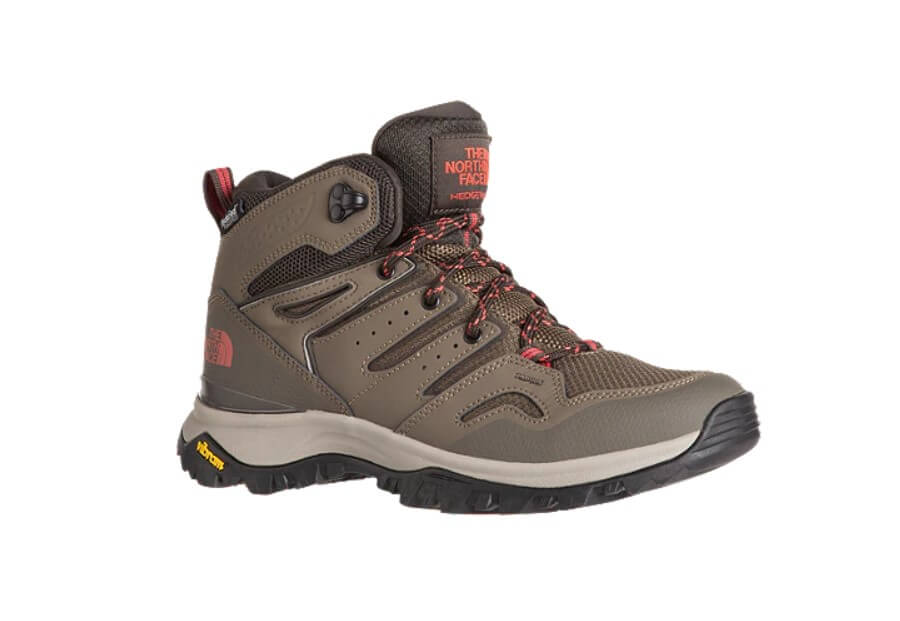 The North Face Hedgehog Fastpack II Mid hiking shoes