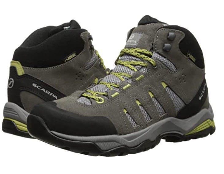 Scarpa Moraine GTX Mid Hiking shoes Dark Grey