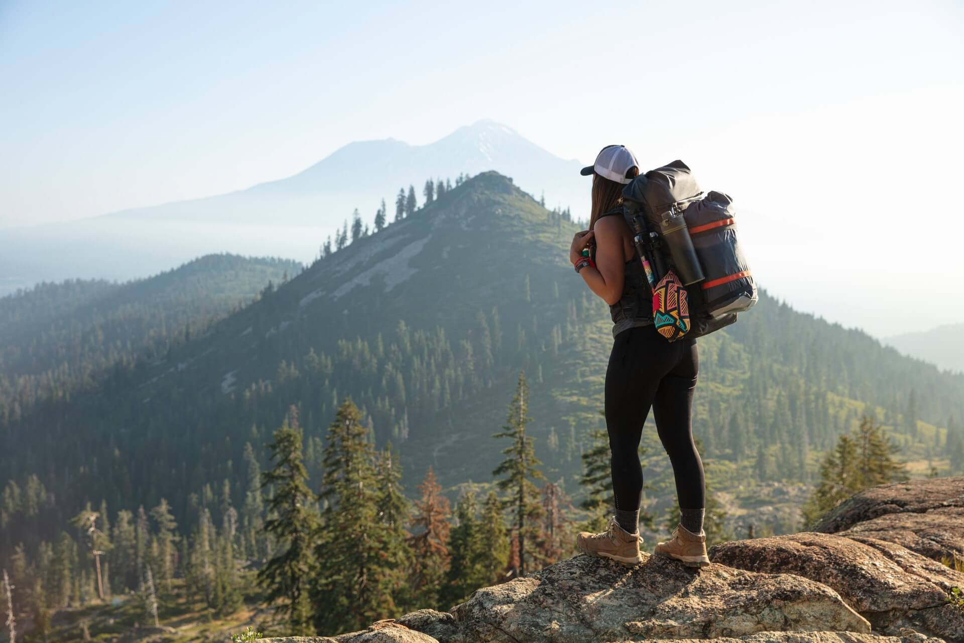 The 15 Best Backpacking Trips in Northern California