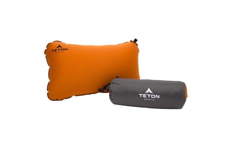 teton sports comfort lite self inflating pilow