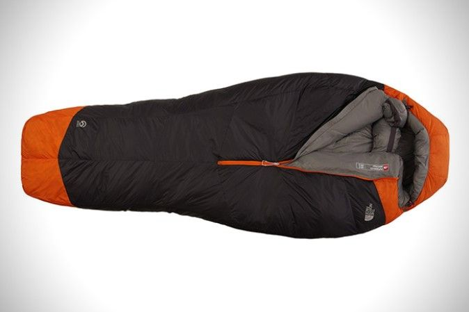 Stay Warm While Camping tent heating ideas-winter sleeping bag