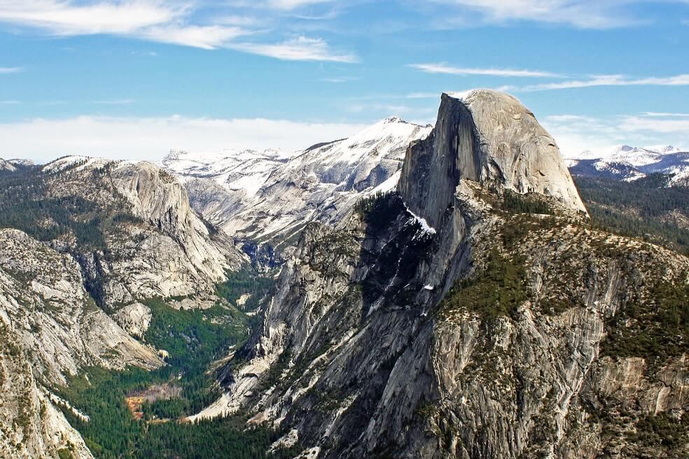 Glacier Point Trail