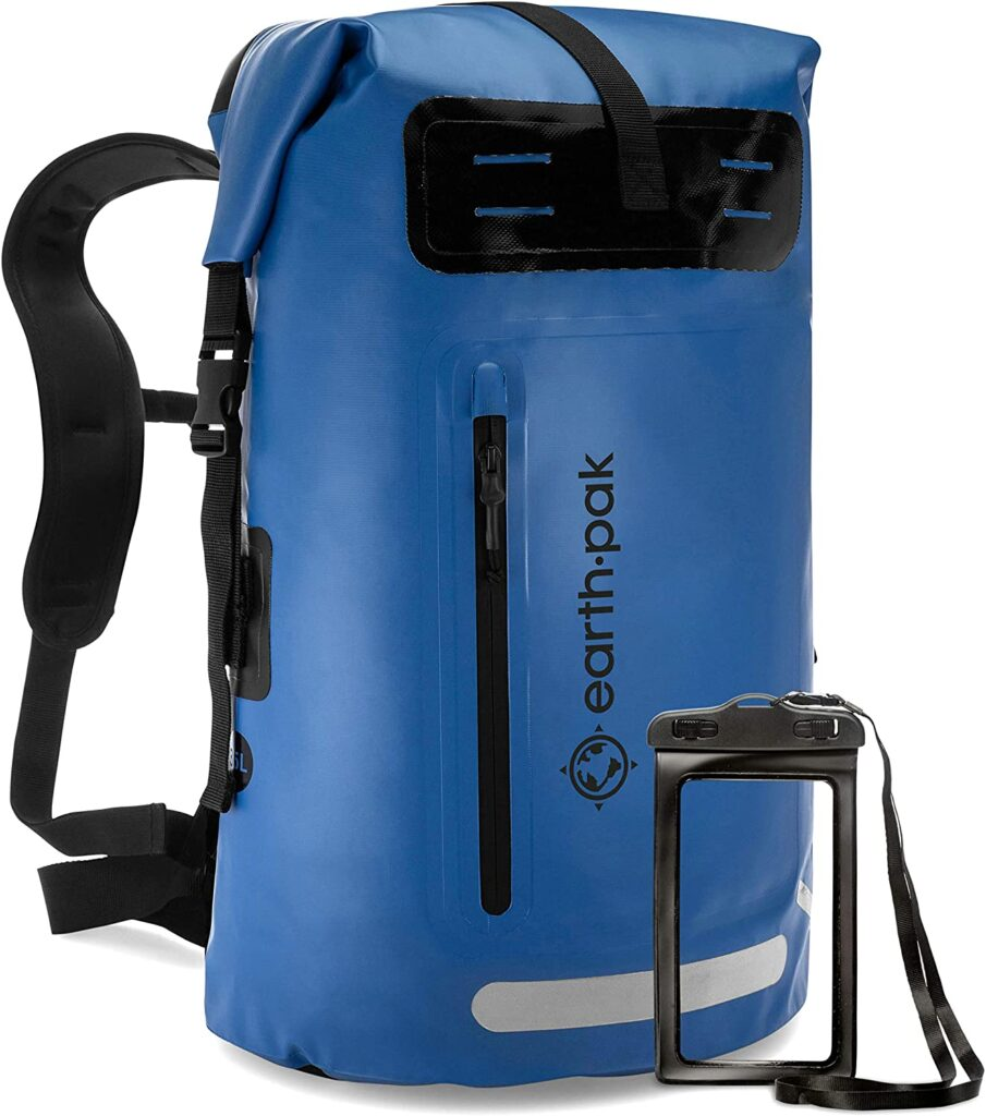Earth Pak Summit Dry Bag Backpack