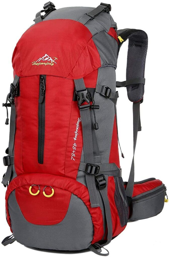 Esup Hiking & Mountaineering Backpack (50 Liter) Mountaineering Backpack