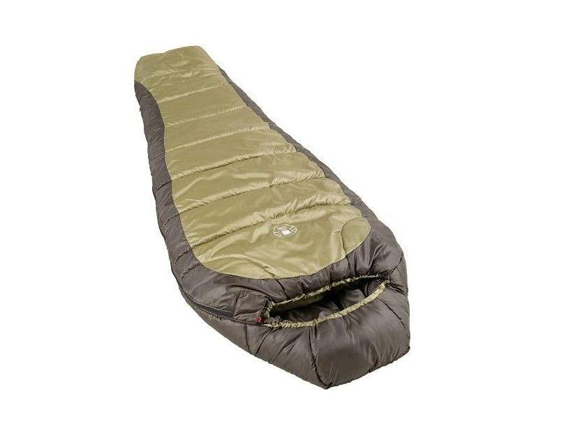 best budget sleeping bags-Coleman North Rim 0 Degree Sleeping Bag