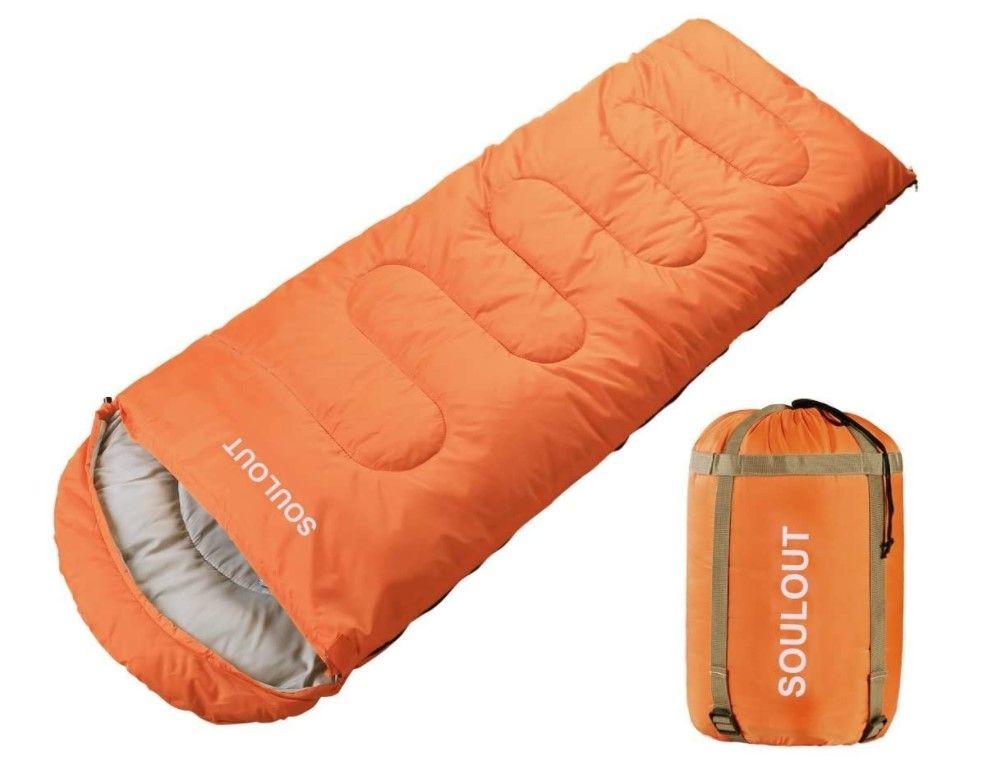best budget sleeping bags-best budget sleeping bags-SoulOut 4 Seasons Sleeping Bag