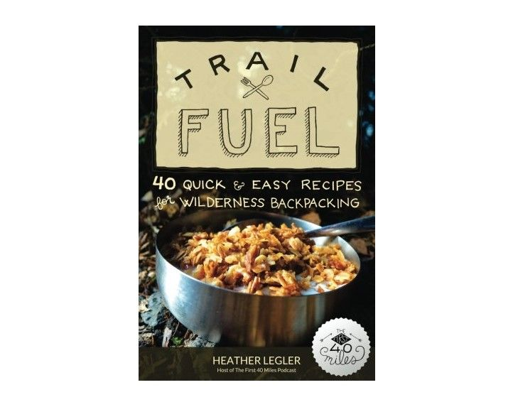 gifts for hikers-hikers cookbook