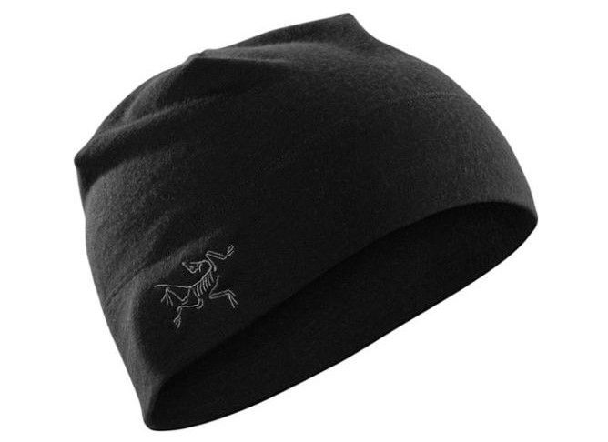 gifts for hikers-arcteryx rho beanie