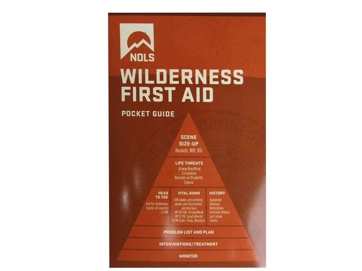 The NOLS Wilderness Medicine Guide