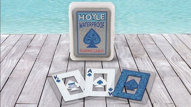 Hoyle® Waterproof Playing Cards