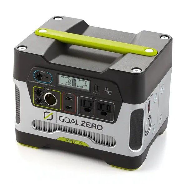 best portable power stations for camping-goal zero yeti 150 power station 3