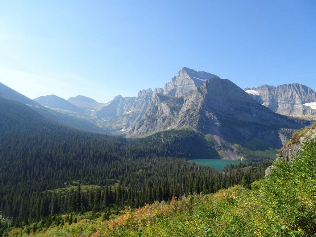 Camping in Glacier National Park-most beautiful park in the world