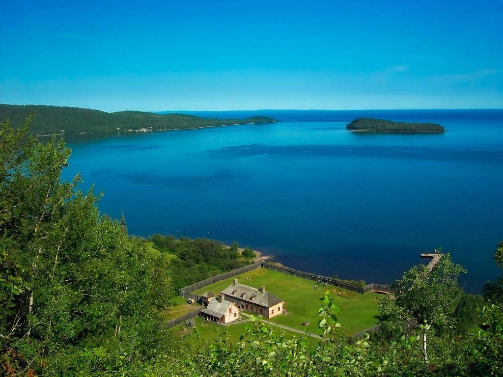 camping in minnesota-grand portage