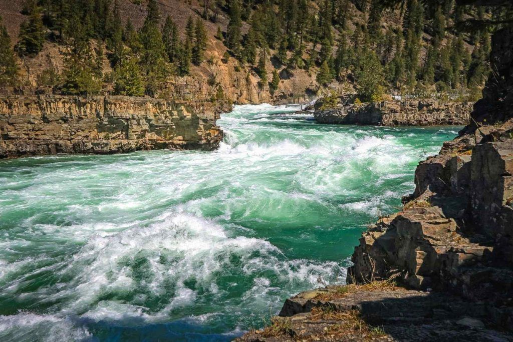 kootenai river scenic drive
