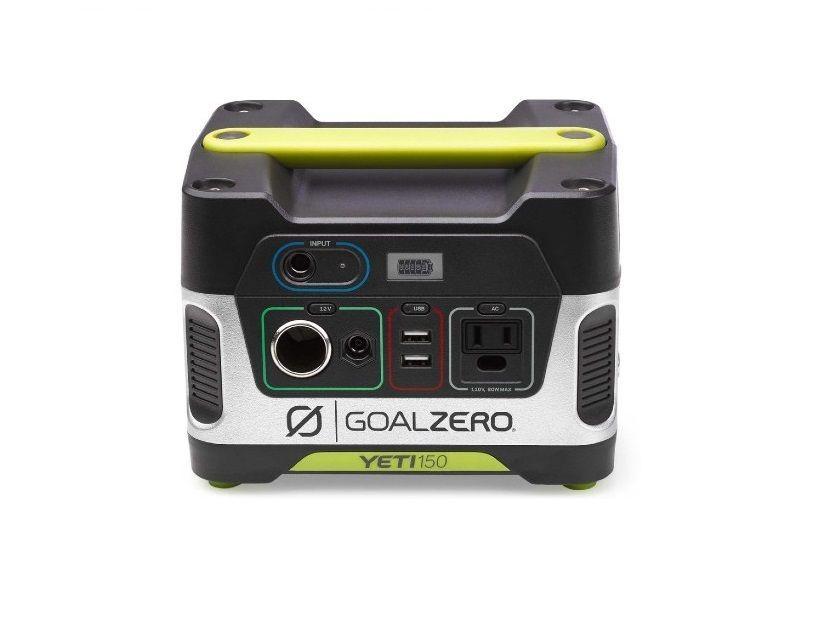 portable camping power supply review - goal zero yeti 150 vs jackery explorer 160