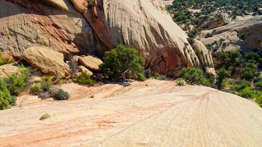 camping in dinosaur national monument-hiking