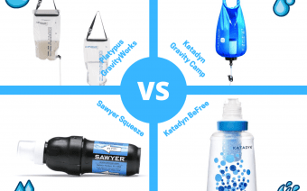 Best Backpacking Water Filter: Platypus vs Katadyn vs Sawyer