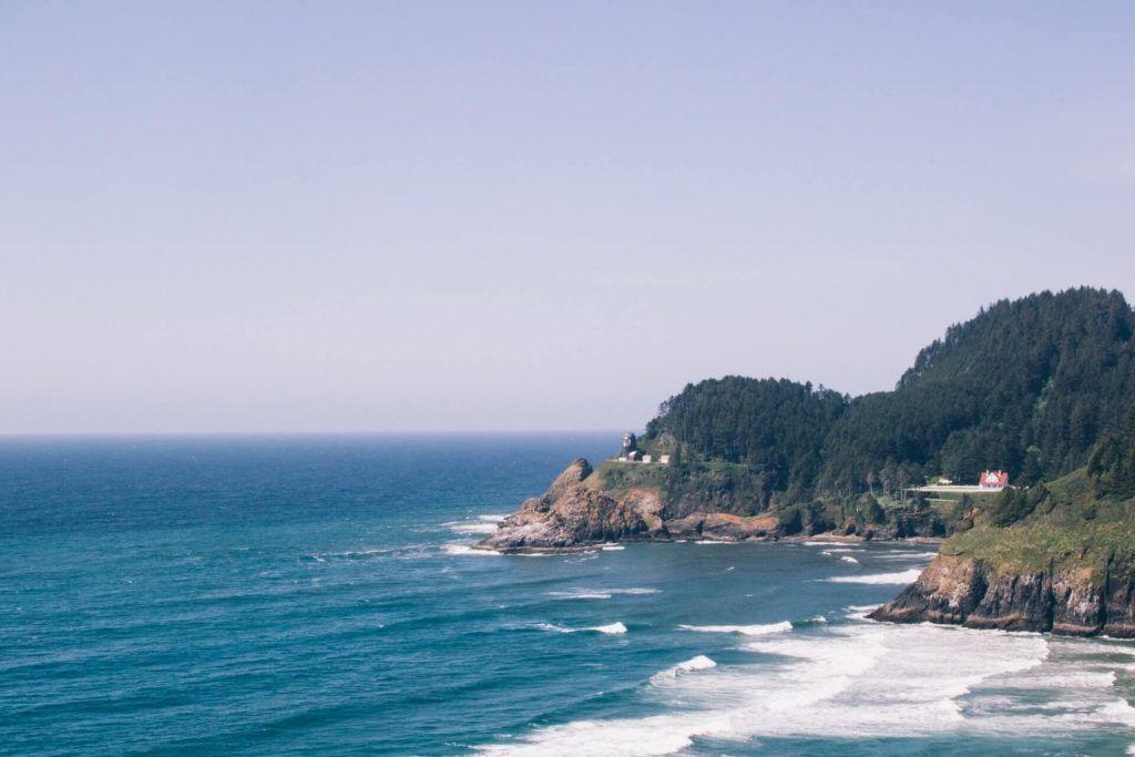 scenic drives in oregon, pacific coast scenic byway