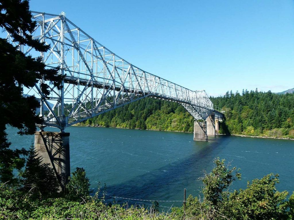 historic columbia river byway