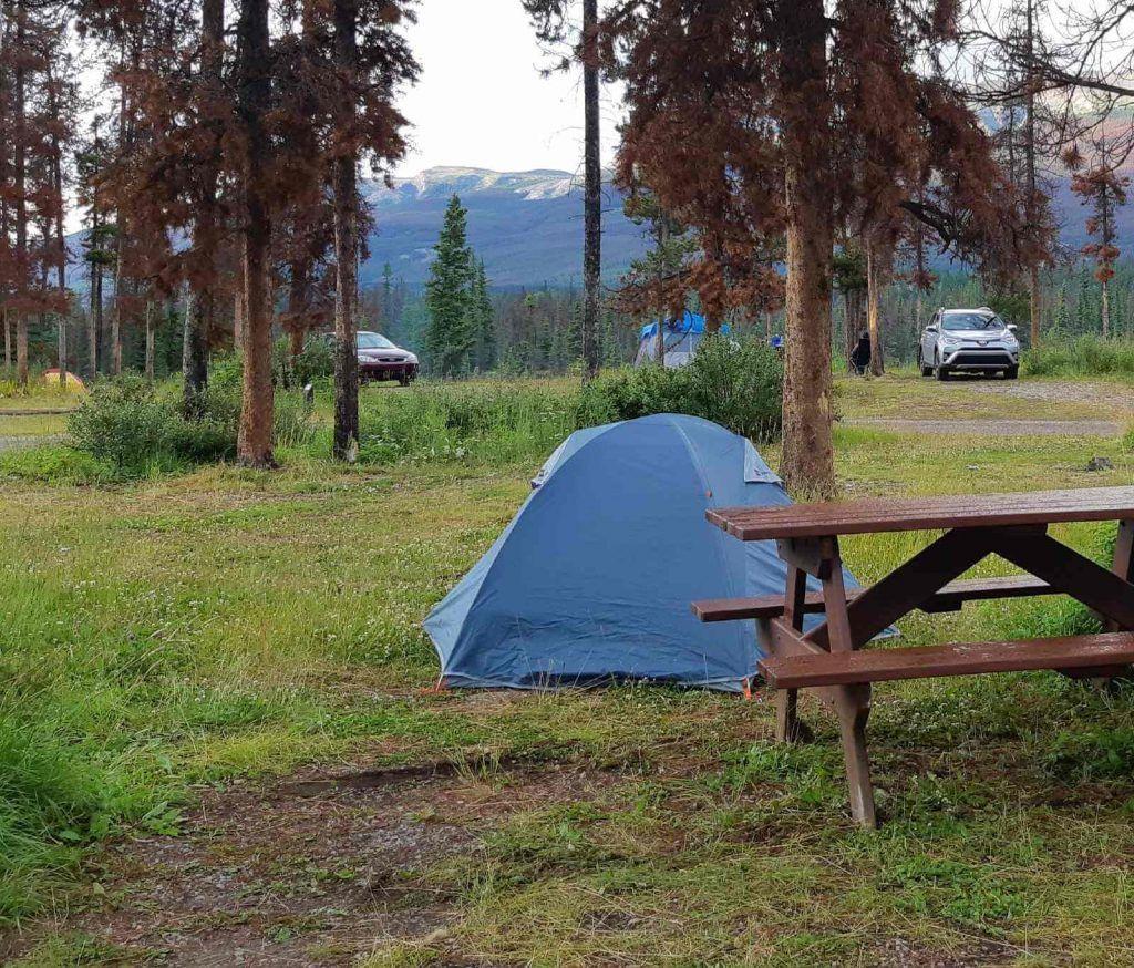 MEC camper 2 tent review