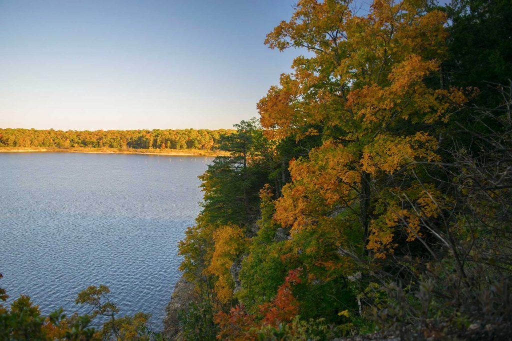 Camping in Missouri - Harry S. Truman State Park