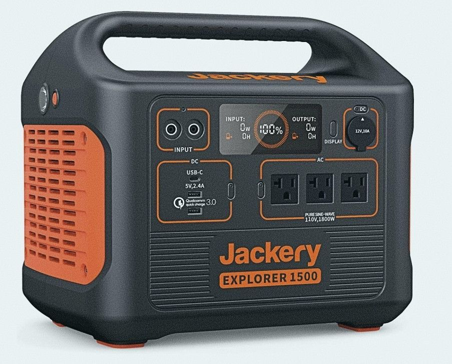 Goal Zero Yeti 1500x vs Jackery Explorer 1500-jackery exploer 1500 3