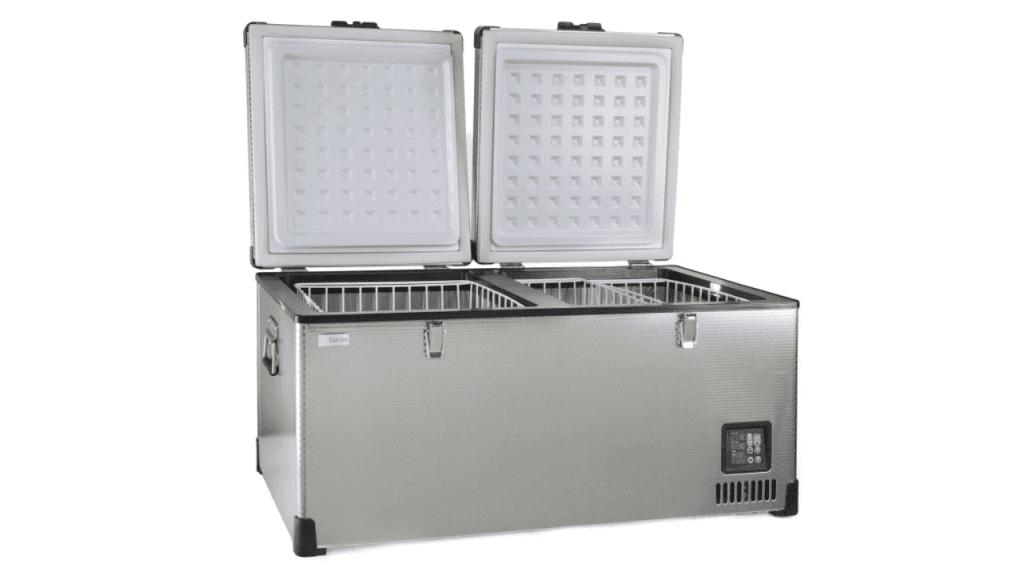 SunDanzer 12v DC Electric Powered Portable Cooler