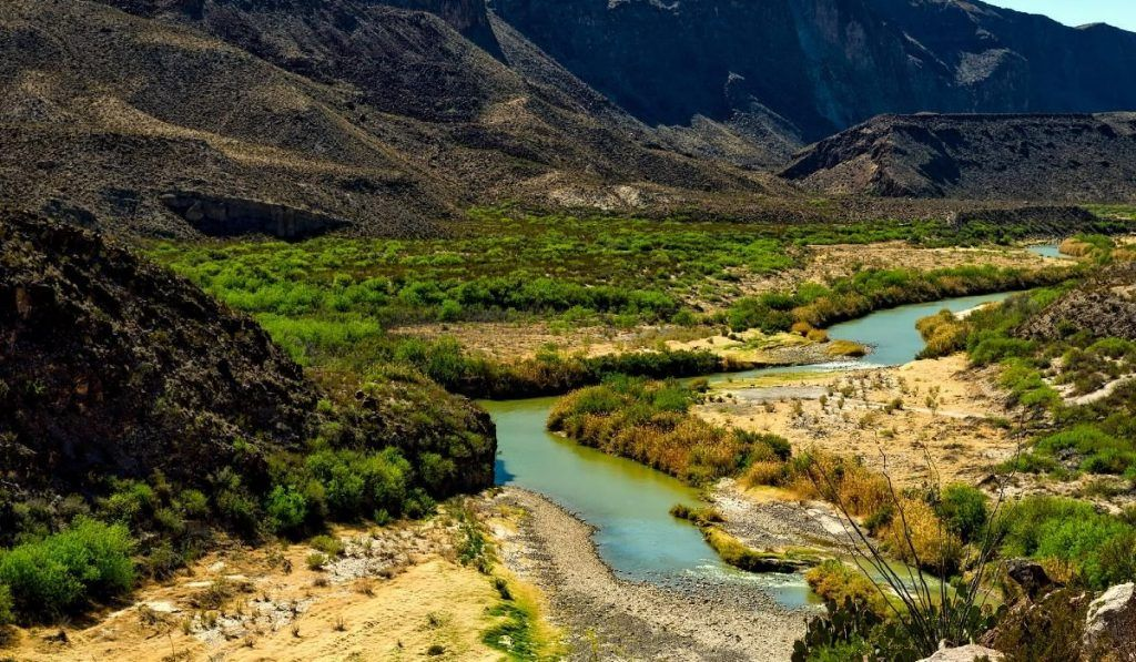 Camping in Texas: Big Bend National Park
