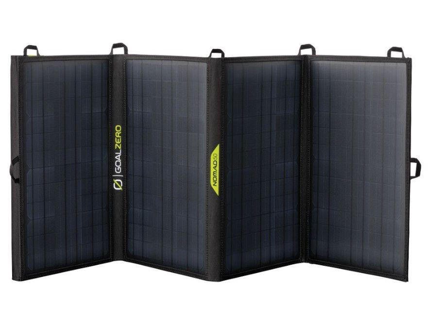 Goal Zero Nomad 50W Solar Panel