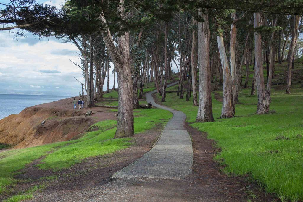 Coyote Point Recreation Area - Best RV camping in Half Moon Bay