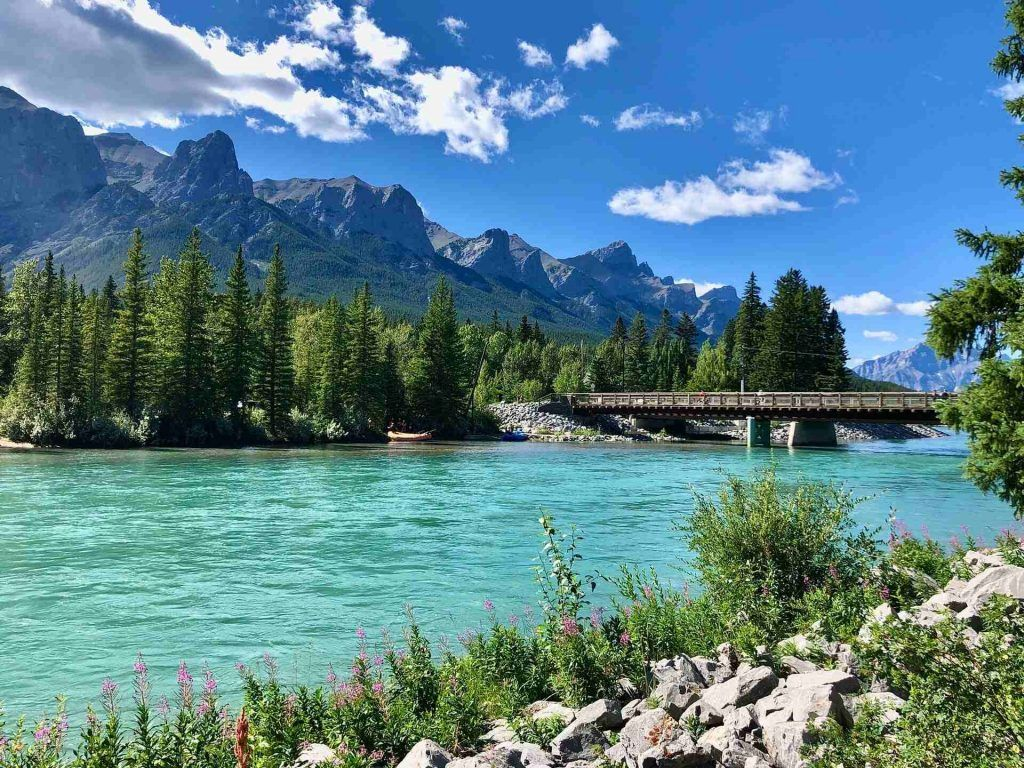 best private campgrounds in alberta